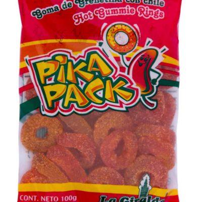 Gomas Pika Pack Naranja Pack La Giralda