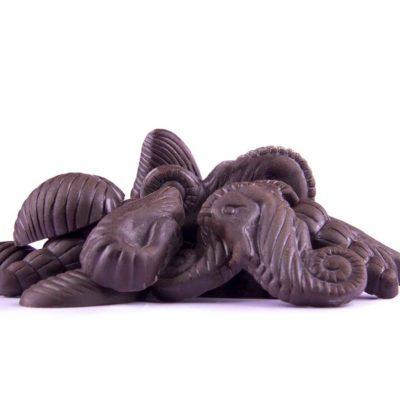 Figura de Mar Chocolate sin azúcar Jimy Puch