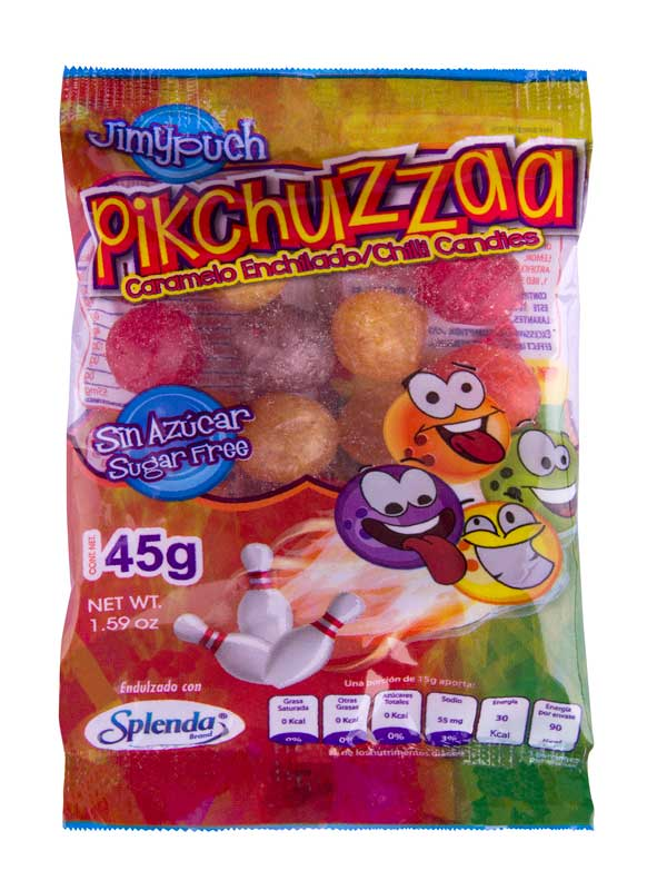 La Giralda Sin azúcar Pikchuzzaa pack