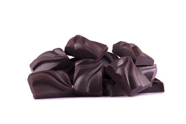 Chocolate Menta sin azúcar Jimy Puch