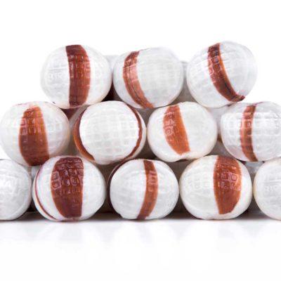 Caramelos bola blanca La Giralda