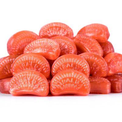 Caramelos gajo naranja La Giralda