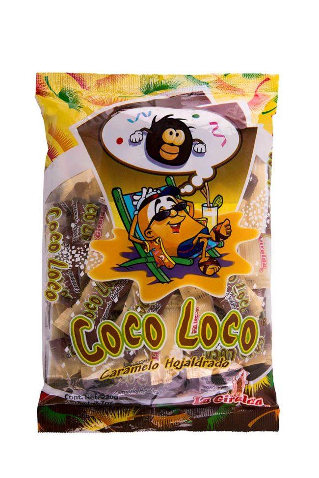 Caramelos Cocoloco Pack La Giralda