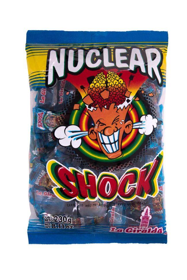 Caramelos Nuclear Shock Pack La Giralda