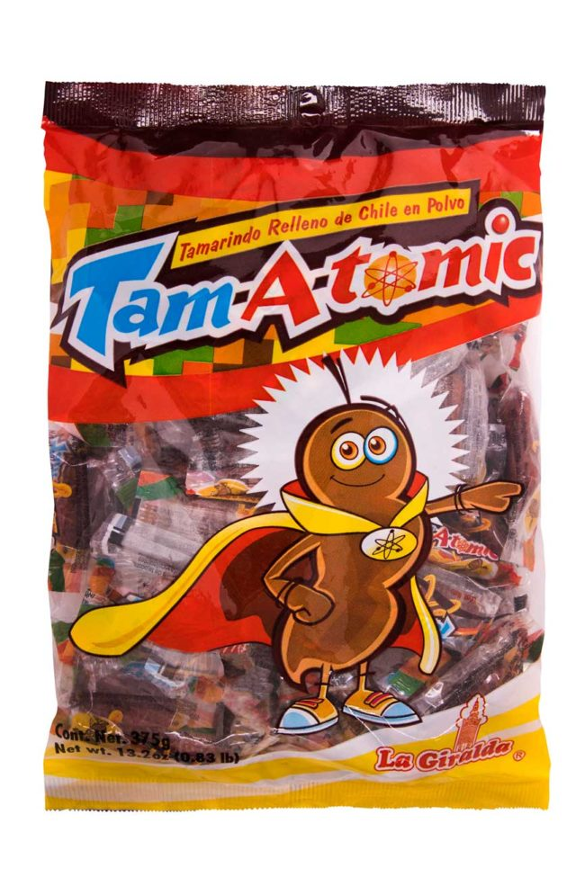 Caramelos Tam-A-Tomic Pack La Giralda