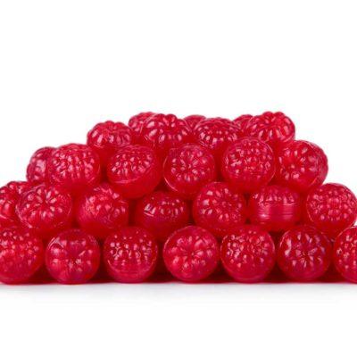 Caramelos Mini Frambuesa Roja La Giralda