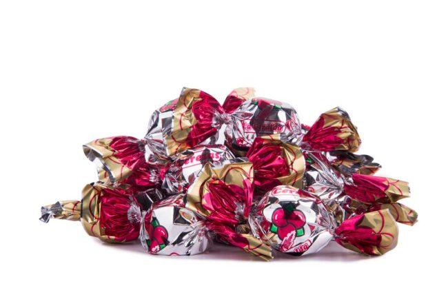 Chocolates Cereza al Licor la Giralda