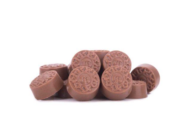 Chocolates Cremas Líquidas Café La Giralda