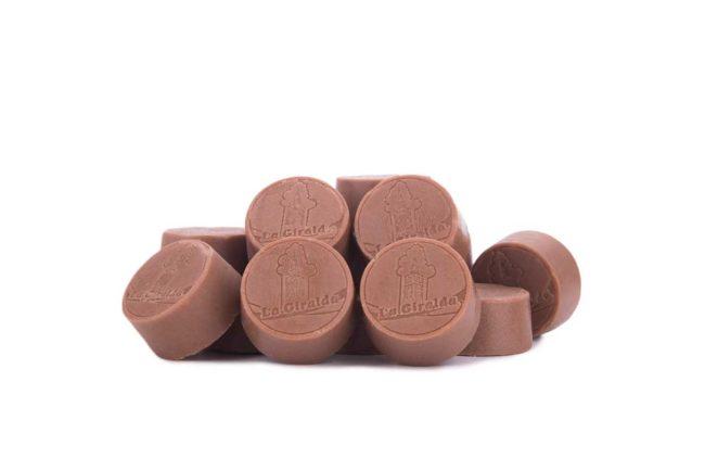 Chocolates Cremas Líquidas Fresa La Giralda