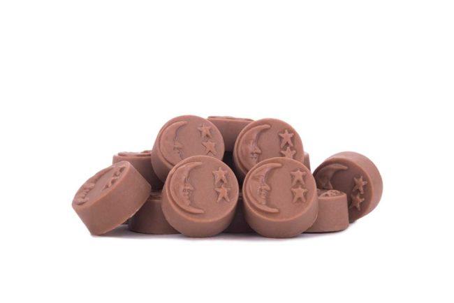Chocolates Cremas Líquidas Naranja La Giralda