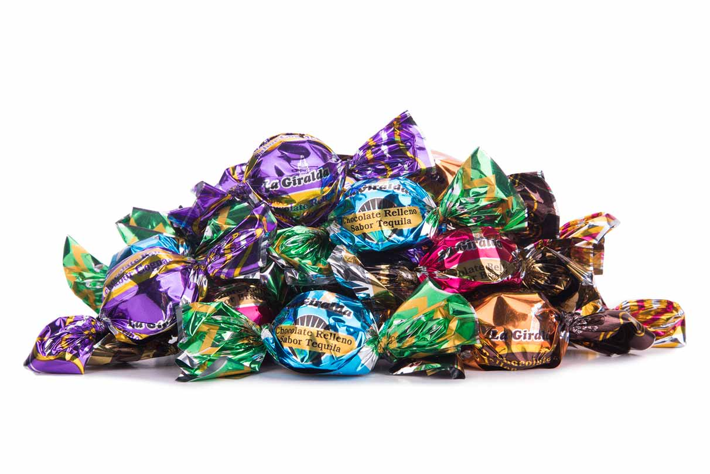 Chocolate Cremas al Licor La Giralda