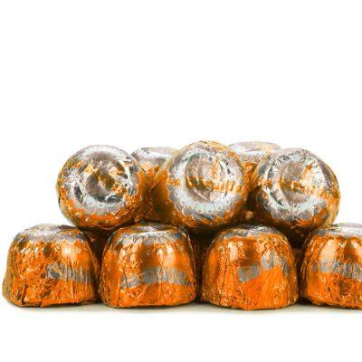 Chocolates Cremas Estañadas Naranja La Giralda