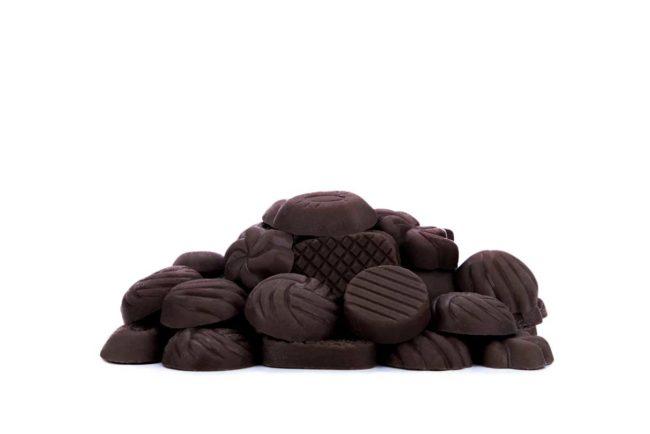 Chocolates Figura Obscura La Giralda