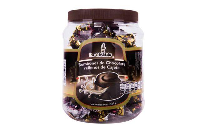 Chocolates Cajeta La Giralda