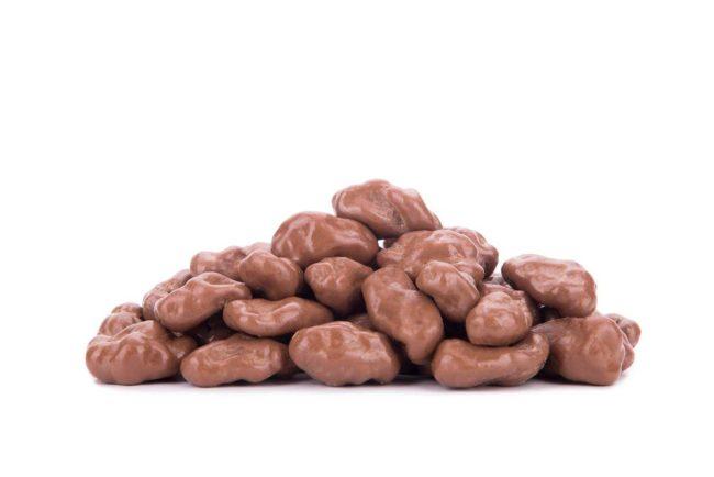 Chocolates Pasitas Claras La Giralda